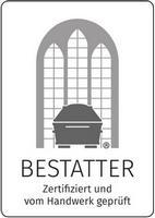 Logo des Bundesverbandes für Bestatter